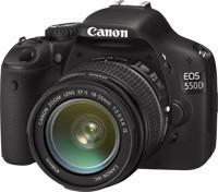 Canon eos-550d image